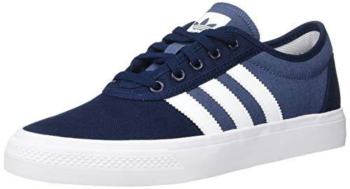 adidas Originals Adiease Sneaker, Collegiate Navy/White/tech ink, 8 M US