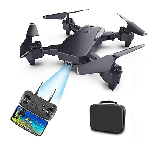 HUAXM Drone GPS 4K, con 4K HD Video in Tempo Reale della Macchina Fotografica e Il Ritorno GPS per...