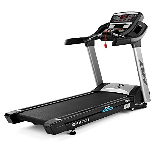 BH Fitness I.RC12 G6182I Tapis roulant 22 km/h 550 x 1550 mm