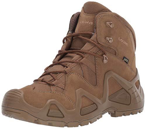 Lowa Men's Zephyr GTX Mid TF Hiking Boot (11.5 Medium, Coyote Op)