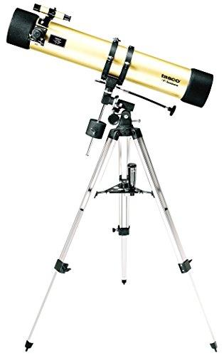 TASCO 114x900mm Reflector - Telescopio, Perla