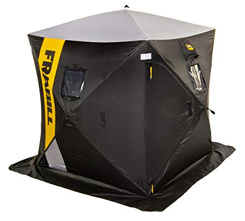 Frabill HQ 200 Hub 2-3 Man Shelter, Multicolor, One Size, 641100