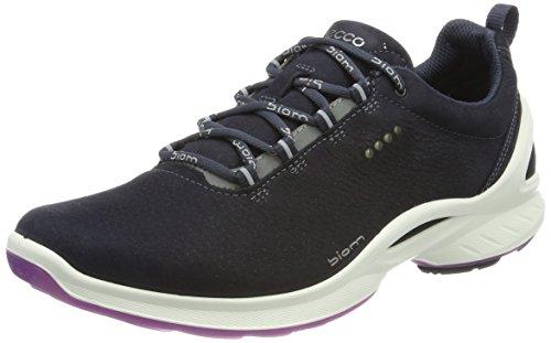 ECCO Women's Biom Fjuel Train Walking Shoe, Navy, 39 EU/8-8.5 M US