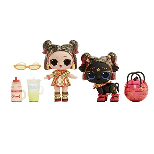 Image 3 - MGA Entertainment UK Ltd LOL Surprise Year of The Ox Doll Or Pet with 7 Surprises, Lunar New Year Doll Or Pet, Accessories, Surprise Doll Or Pet
