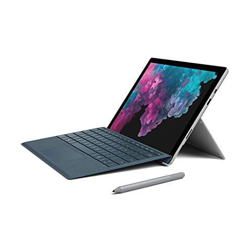 Microsoft Surface Pro 6 (core i5, RAM 8 Go, SSD 128 Go, Windows 10) - Platine - Sans clavier