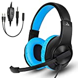 Gaming Headset for Xbox One, PS4, Nintendo Switch, DIWUER Bass...