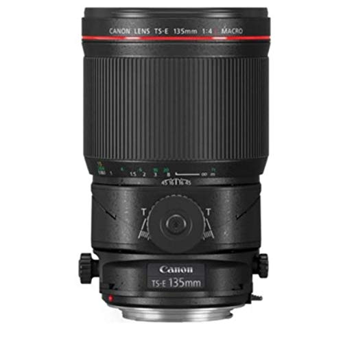 Canon ティルト・シフトレンズ TS-E135mm F4L マクロ フルサイズ対応 TS-E13540LM