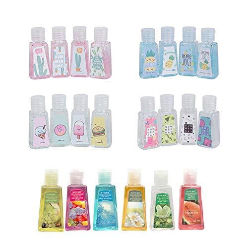 Kweeniny Disposable Liquid Soap Lotion Portable Hand Sanitizer No Clean Detergent Cartoon HandWash