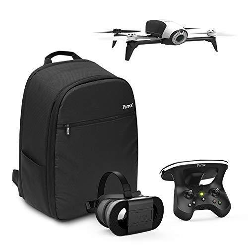 Parrot Bebop 2 Adventurer - Drone + Skycontroller 2 + Follow-Me app + Zaino + Parrot Cockpitglasses