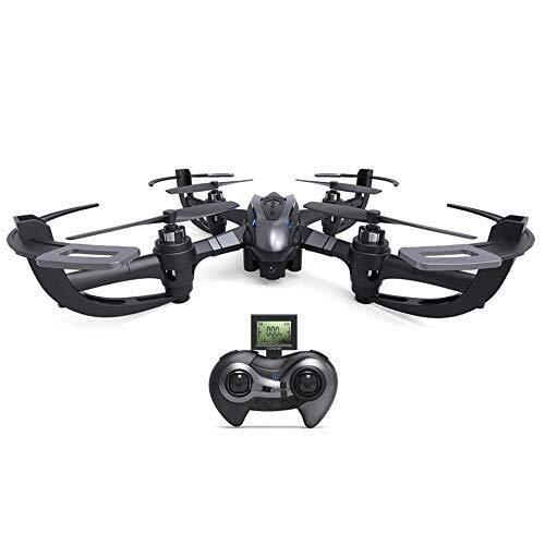 CWHMYB Drone A Quattro Assi Giroscopico, Drone A 6 Assi A 4 Canali, Versione 3D Senza Rotazione RTF modalit Senza Ritorno con Un Pulsante fuco