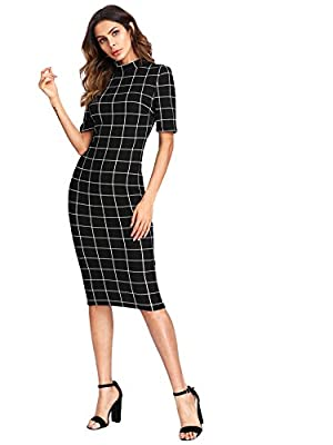"""Recommend to choose one/two size up. Stretchy fabric.Slim fit. XS-US(0), S-US(2), M-US(4), L-US(6), Model: Height:175cm/5'9"""", Bust:85cm/33"""", Waist:61cm/24"""", Hip:93cm/37"""", Wear: S. Please refer to Size Chart in Product Description as below Short sleev..."""