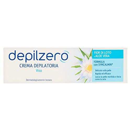 Conter 69298 Depilzero Crema Depilatoria Viso, 50 ml