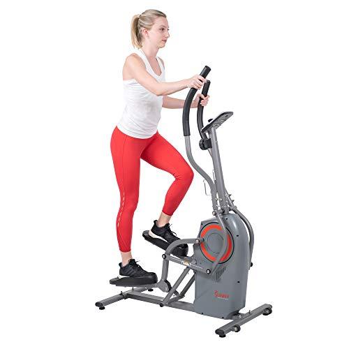 Sunny Health & Fitness Performance Cardio Climber -...