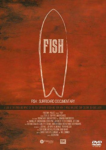 フィッシュ:サーフボード・ドキュメンタリー [DVD]