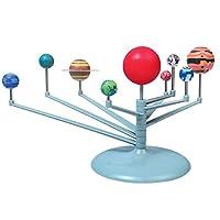 TINYPONY 知育おもちゃ プラネタリウム 太陽系模型 惑星モデル 太陽 8つ惑星 研究 教学工具 DIY