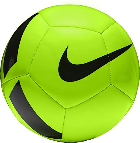 Nike Unisex – Erwachsene NK Ptch Team Ball, Verde (Electric Green / Black), Größe  5