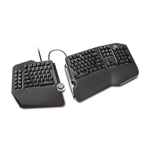 Cloud Nine C989M Ergonomic Mechanical Keyboard -...
