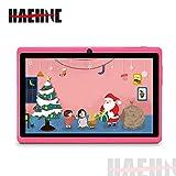 Haehne 7 Pouces Tablette Tactile, Android 9.0 certifié par Google GMS, 1Go...
