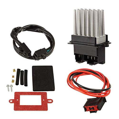 AUTEX HVAC Blower Motor Resistor Module Kit RU-358 5012699AA 3A1102 (ONLY for Automatic Temperature Control)