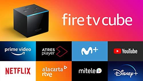 Presentamos Fire TV Cube   Reproductor multimedia en streaming...