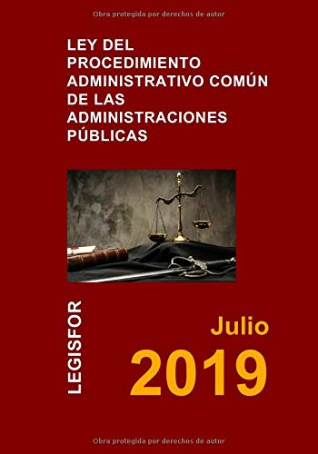 Ley del Procedimiento Administrativo Común de las Administraciones Públicas: Ley 39/2015. 4.ª edi