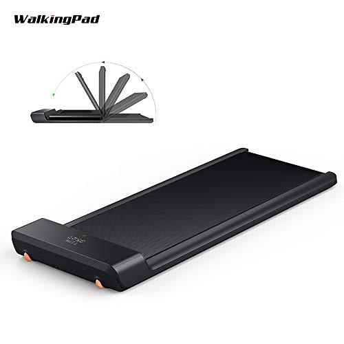 WALKINGPAD A1 Pro Smart Walk Folding Treadmill - Slim Foldable Exercise Fitness Equipment Under Desk Running Walking Pad Outdoor Indoor Gym