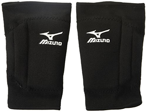 Mizuno Youth T10 Plus Volleyball Kneepad, One Size, Black