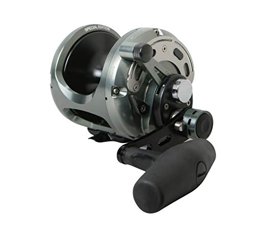 Okuma MK-10IISEA Makaira Two Speed Elite Lever Drag Special Edition Big Game Reel