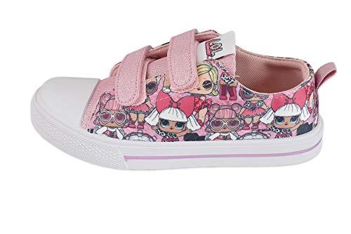 Image 1 - LOL Surprise - Chaussures de sport, baskets basses pour fille
