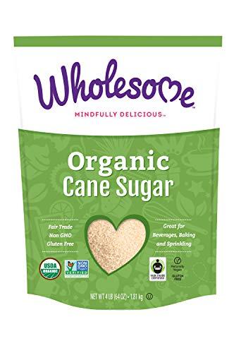 Wholesome Sweeteners Organic Sugar,