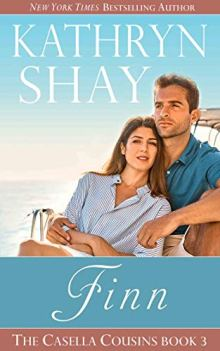 Finn (The Casella Cousins Book 3) by [Kathryn Shay]