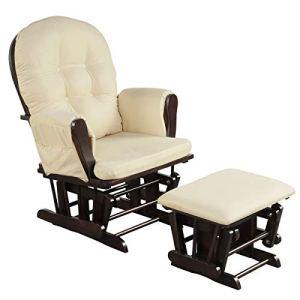 glider and ottoman cushion set