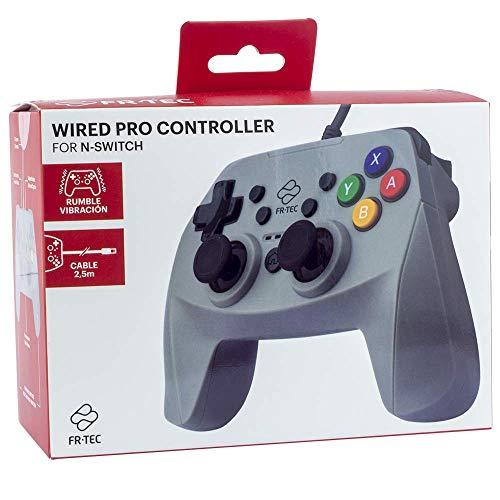 FR·TEC - Mando Pro Controller con cable - Nintendo Switch