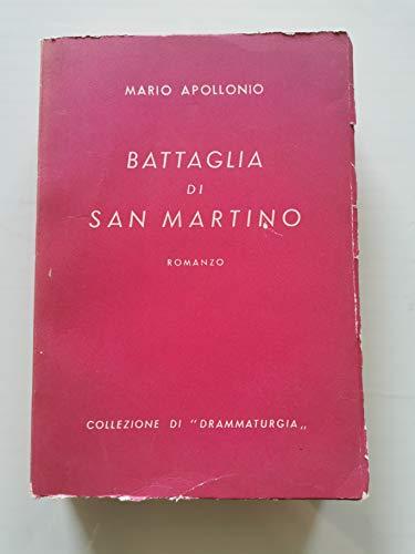 Battaglia di San Martino.