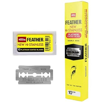 Feather Razor Blade