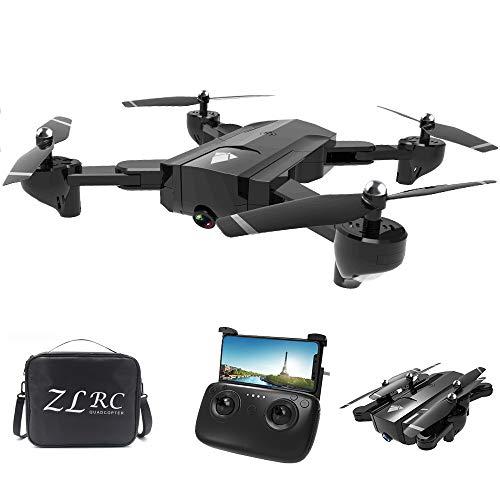 Festnight SG900 RC Drone con videocamera 4K 22mins Tempo di Volo RC Quadcopter Flusso Ottico Posizionamento Gesto Foto Video Immagine Segui Altitudine Hold Drone Handbag