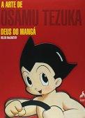 El arte de osamu tezuka, dios del manga