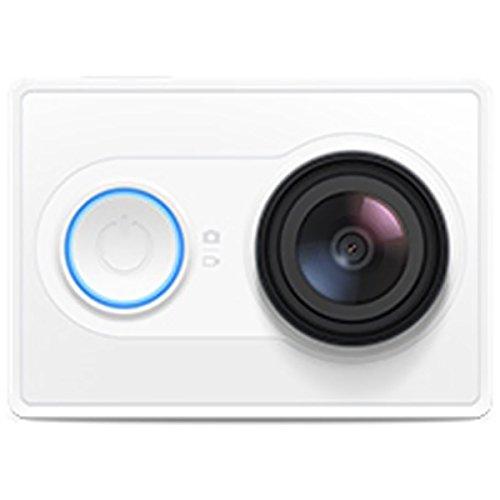Yi Action Cam - videocamera di sport azione HD 1080p, WiFi 1080P bianco Walio