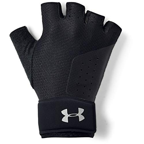 Under Armour Women's Weight Lifting Guanto, Donna, Nero, MD