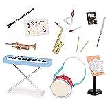 Our Generation - BD37386Z - Accessoires - École Musique