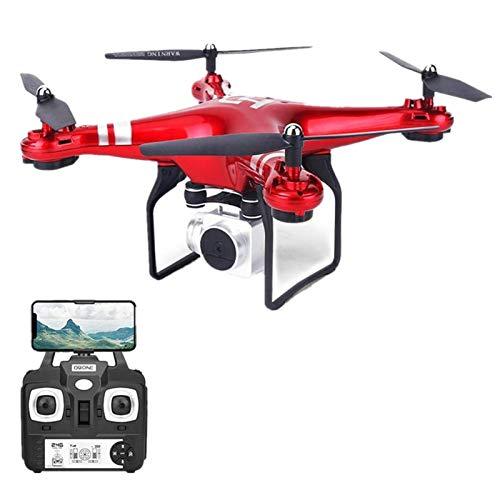 whelsara Drone Telecamera 720P / 1080P Drone Professionale Dual con Grandangolare Telecamera Regolabile HD WiFi Funzione Seguimi modalit Senza Testa Contemporary