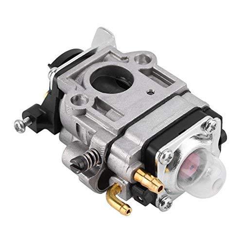 Zerodis Rasaerba Carburatore Grass Trimmer Carburatore con Kit di Riparazione per CG430 CG520 BC430...