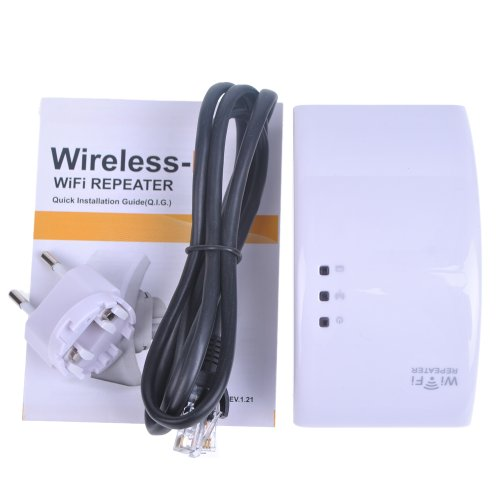 New Wireless N WiFi Repeater 802.11N Network...