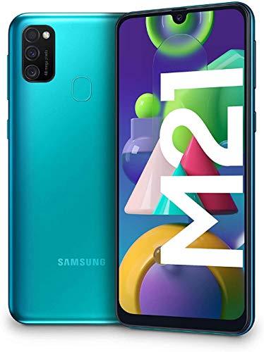 Samsung Galaxy M21 - Smartphone Dual SIM de 6.4' sAMOLED FHD+,...