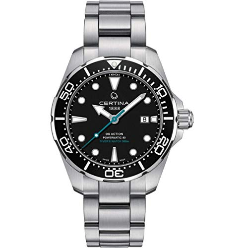 DS Action Diver Powermatic 80