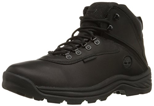 Timberland Men's White Ledge Mid Waterproof Ankle Boot,Black,8.5 W US