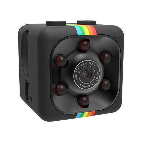 JERFER Sq11 Mini Full HD 1080P DV Sport Action Camera Dvr Registratore Fotocamera 16G Tf Card