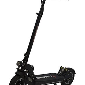 Speedtrot RS800+ - Patinete eléctrico Unisex, Color Negro