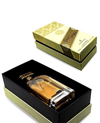 Oud Mood by my perfumes fragancias unisex 100 ml Eau de parfum regalo para ella y él ámbar, floral, almizclado oud perfumes para mujeres y hombres