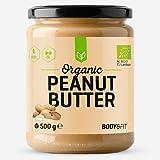 Beurre de cacahuète Biologique sans morceaux - 500 grammes